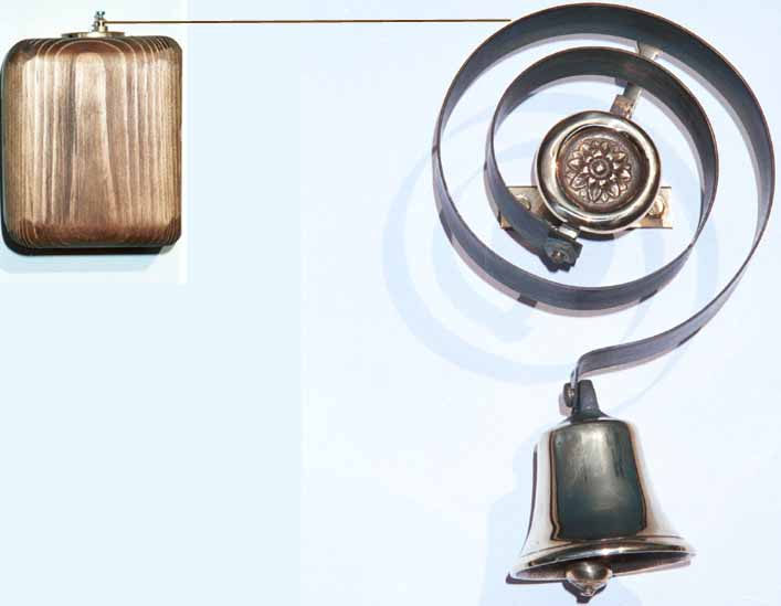 Zoom image & Antique doorbells - doorbell innovation specialists