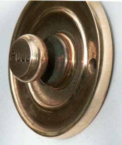 Doorbell Pull Electric   By Antique Doorbells .com   Innovation And Style
